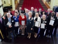 West Yorkshire award recipients